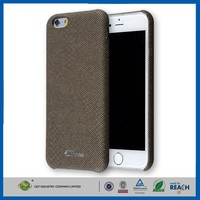 C&T Soft PU Leather Slim Fit Skin Phone Protective Case Luxury Phone Back Cover for For iphone 6 4.7 inch