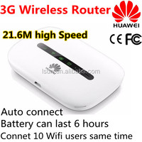 Huawei E5 e5330 3g portable wireless wifi router with sim card slot with battery