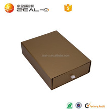 Hot sale in USA high quality for storage matt new design flat pack pull out box