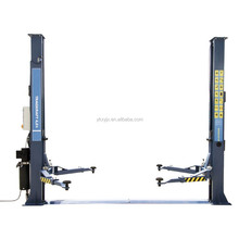 Hot Sales With Ce Automotive 4.0 T Electric Lock Two Car Lift