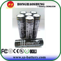 high drain 18650 high discharge rate battery ultrafire brc 18650 battery ultrafire 6000mah 18650 battery
