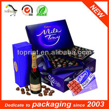 new chocolate box packaging manufacturer, supplier&exporter