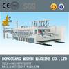 DONGGUANG MERON FYQ1370*2600 carton machine/fruit box printing slotting die cutting machinery