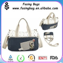 cheap fashional trendy cute tote bag canvas for girls