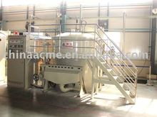 Vertical high temperature middle frequency induction sintering furnace