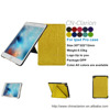 New Product Folding Stand Leather Tablet Protective Cover Case For Apple iPad Pro 12.9 Inch Case Smart Cover Case, Yellow