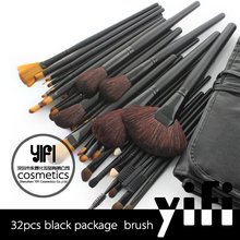 Wholesaler! Pro 34 Pcs Full Set brushes make up