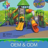 Best Selling Popular Kids Play Equipment Kids Indoor&Outdoor New Style Kids Tunnel Slide Outdoor Playgrounds