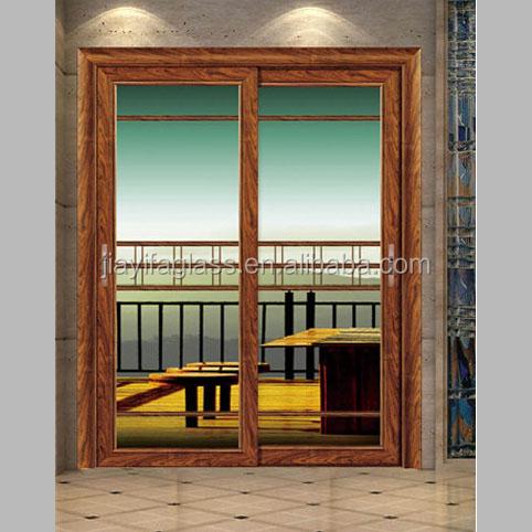 Door Hanging Sliding Door Balcony Aluminium Sliding Glass Doors