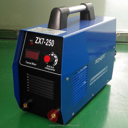 ZX7250 New Brand Mosfet Inverter DC MMA 220V 250A Welding Machine