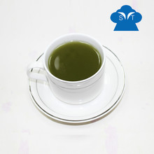 konjac juice with matcha flavor