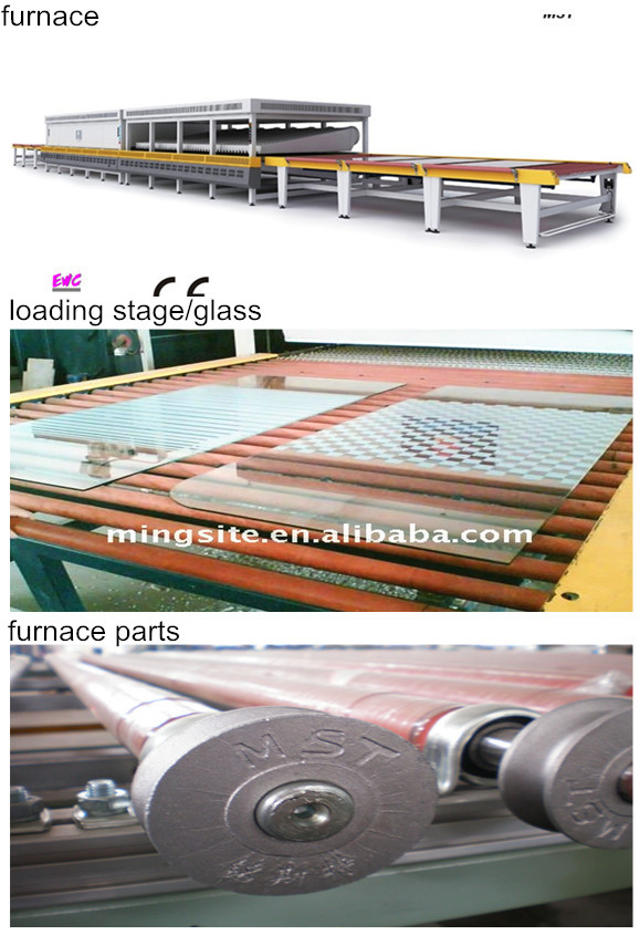2014 China Factory Hot Sell Low Price CE Flat Glass Tempering Furnace