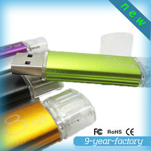 Factory price mobile phone OTG usb flash drive for Android