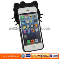 Funny case for iphone 5 IMD TPU cat phone case