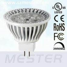 12V dimmable philips MR16, led mr16 dimmable led spotlight led lighting