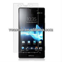 New Clear LCD Flim Screen Protector for Sony Ericsson Xperia ION LT28i
