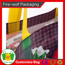 Computer Accessories Employee Benefits Laminated Non Woven Bag Direct Factory