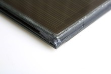 Hanergy PV solar skylight office high safety thin-film solar hollow panel
