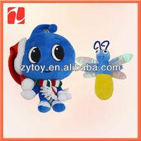 2014 Hot Selling Mini Cute Plush Christmas Toy