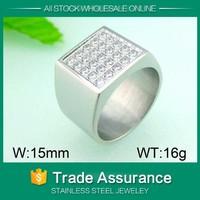 cheap mens 316l stainless steel ring custom mens ring