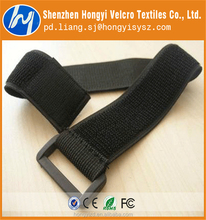 elatic velcro tape/elastic velcro strap