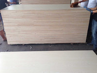high density laminate boar 2.5mm Red Oak Board sided melamine plywood Malacca core E1 glue high pressure laminate phenolic board