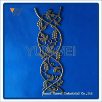 OEM Decorative High Quality House Gate Color Ornamental For Garden