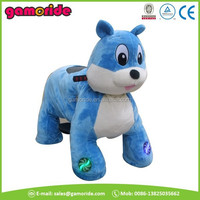 AT0629 motorcycle toy animal children hobby ride coin operated amusement park kiddie ride game