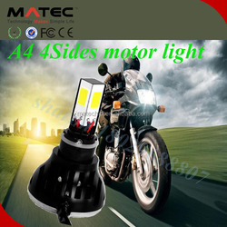 9-32V led bajaj ct100 motorcycle headlight,led h4 motorcycle headlight , motorcycle round headlight