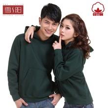 Best sale polyester and cotton CVC casual men fleece