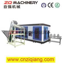 taizhou Fully Automatic Bottle Blowing Machine empty essential oil packing bottle hot stamping