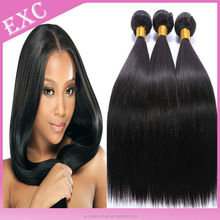 factory price sticker hair extensions , best quality peruvian straight hair