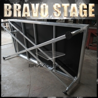 Bravo Stage portable sound system X Frame Stage