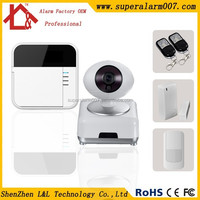 hot selling New Smart Phone Car Alarm with GSM GPS tracking system