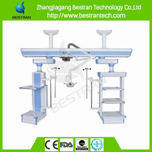 BT-180C-1 cantilever type Dry and Wet section seperated ICU Surgical Rotary Pendant clinic
