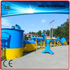 Larger efficiency hot sale waste plastic recycle