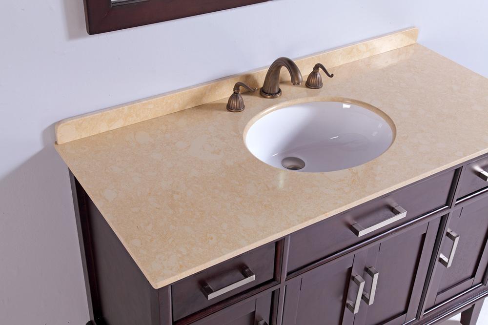 48 cerise brune de salle de bain home depot vanit salle de bain - Home Depot Salle De Bain Vanite