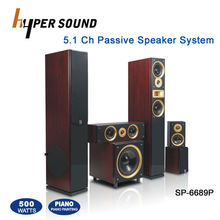 5.1ch professional movie cinema with active subwoofer(SP-6689A)
