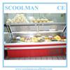 2m Commercial Mobile Salad Restaurant Equipment