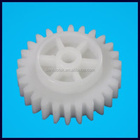 China Plastic Molding Product Manufacturer Custom Nylon Plastic Sprockets Gear