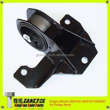Auto Front Engine Motor Mount 4668182 04668182 4668183 EM2867 for Dodge Neon