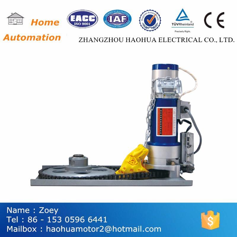 Dc 600kg Dc 24v Rolling Shutter Motor Automatic Door