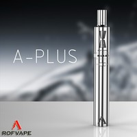 Rofvape A plus 3000mah starter kit 48 watt big vapor pen custom hookah x6 plus