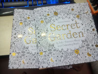 An Inky Treasure Hunt And Coloring Book For Adult wholesale secret garden book