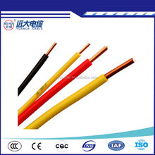 THHN/THW/THWN WIRE 18AWG 16AWG 14AWG 12AWG 10AWG 8AWG Copper Wire PVC Insulated Nylon Jacket Electric Building Cable
