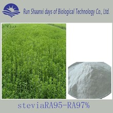 Stevia Leaf in Herbal Extract/Stevia Rebaudioside A 80 %, stevioside-A80%