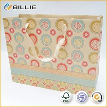 Colorful Tote Paper Bag