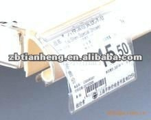 blister packing pvc rigid film for price tags