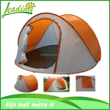 3 Person Fibre Glass Pole Pop Up Bed Tent