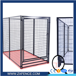 china portable dog kennel with high quality dog cage/dog fence
